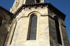 Eglise Notre-Dame - Deutsch: Katholische Pfarrkirche Notre-Dame in Bougival im Département Yvelines (Île-de-France/Frankreich), Apsis
