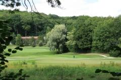 Domaine dit Désert de Retz - English:   Golf near the Désert de Retz park in Chambourcy, France