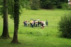 Domaine dit Désert de Retz - English:   Guided tour in the Désert de Retz park in Chambourcy, France