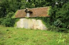 Domaine dit Désert de Retz - English:   Ruins of the kitchen in the Désert de Retz park in Chambourcy, France