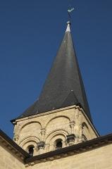 Eglise Notre-Dame - Deutsch: Katholische Kirche Notre-Dame in Chatou im Département Yvelines (Île-de-France/Frankreich), Glockenturm