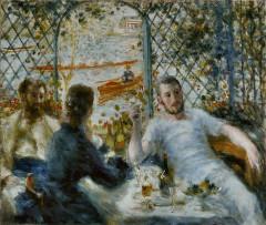 Restaurant Fournaise, dans l'île des Impressionnistes (ancienne île du Chiard) -