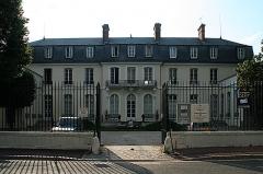 Château -  Château du dernier seigneur et premier maire de Croissy