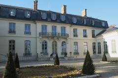 Château - Deutsch: Château in Croissy-sur-Seine im Département Yvelines (Île-de-France/Frankreich)