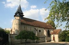 Eglise Saint-Léonard et Saint-Martin - Français:   Chapelle de Croissy-sur-Seine