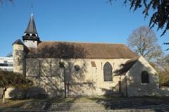 Eglise Saint-Léonard et Saint-Martin - Deutsch: Katholische Kapelle Saint-Léonard, ehemalige Pfarrkirche, in Croissy-sur-Seine im Département Yvelines (Île-de-France/Frankreich)