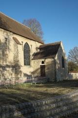 Eglise Saint-Léonard et Saint-Martin - Deutsch: Katholische Kapelle Saint-Léonard, ehemalige Pfarrkirche, in Croissy-sur-Seine im Département Yvelines (Île-de-France/Frankreich), südliche Seitenkapelle