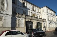 Maison dite Maison Joséphine - Deutsch: Maison Joséphine in Croissy-sur-Seine im Département Yvelines (Île-de-France/Frankreich)