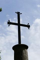 Croix Saint-Michel - Français:   La croix Saint-Michel à L\'Étang-la-Ville (Yvelines, Île-de-France, France).
