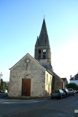 Eglise Saint-Germain-de-Paris -  Église de Hardricourt - Yvelines (France)