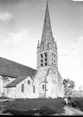 Eglise Saint-Aubin -