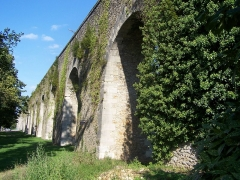 Aqueduc -  Aqueduc de Louveciennes (Yvelines, France)