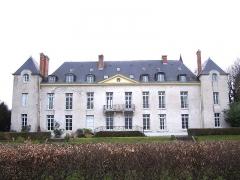 Château de Louveciennes - Français:   Château de Louveciennes à Louveciennes (Yvelines, France)