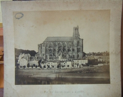 Eglise Notre-Dame (ancienne collégiale) - French photographer and painter