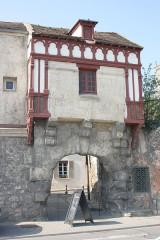 Ancienne enceinte fortifiée - Deutsch: Mantes-la-Jolie