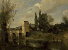 Vieux pont de Limay (également sur commune de Limay) -