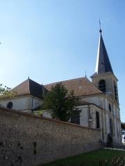 Eglise Saint-Etienne - Saint-Vigor -  Église de Marly-le-Roi (Yvelines, France)
