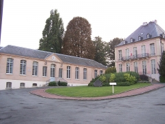 Hôtel Couvray ou Couvé -  Hôtel Couvé à Marly-le-Roi (Yvelines, France)
