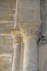 Eglise Saint-Nicolas - Deutsch: Katholische Kirche Saint-Nicolas in Maule im Département Yvelines (Île-de-France/Frankreich), Kapitelle