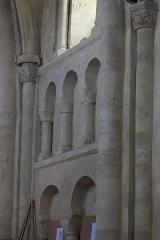 Eglise Saint-Nicolas - Deutsch: Katholische Kirche Saint-Nicolas in Maule im Département Yvelines (Île-de-France/Frankreich), Chor