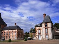 Château - Français:   Château des Mesnuls Yvelines, France
