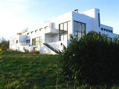 Château de Mézy dit le Gibet dit aussi Villa Poiret -  Villa Poiret by Rob Mallet Stevens 1926 - Mézy-sur-Seine, France