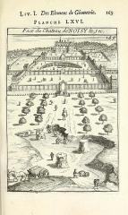 Château - English: Chateau de Noisy le Roi
