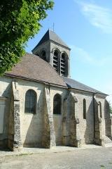 Eglise Saint-Séverin -  Église de Oinville-sur-Montcient - Yvelines (France)