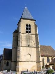 Eglise Saint-Pierre-aux-Liens -  Église d'Orgerus (Yvelines, France)