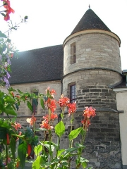 Abbaye - English: Toy museum in Poissy, Yvelines(France).