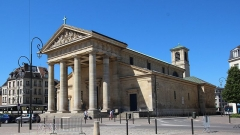 Eglise Saint-Louis - Français:   Église Saint-Germain de Saint-Germain-en-Laye