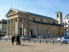 Eglise Saint-Louis - English: The church in Saint-Germain-en-Laye