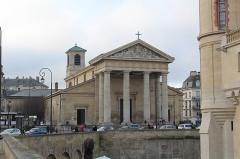 Eglise Saint-Louis - Français:   Église Saint-Germain de Saint-Germain-en-Laye.