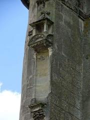 Eglise - Français:   Église Saint-Nom de Saint-Nom-la-Bretèche - voir titre.