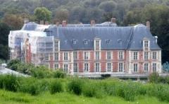 Ancien château de Grignon, actuelle école nationale d'agriculture de Grignon - English:   Castle of Grignon, 78850 Thiverval-Grignon, France