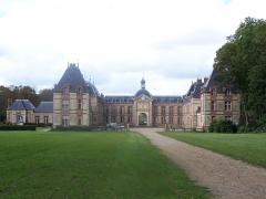 Château de Pontchartrain (également sur commune de Jouars-Pontchartrain) -  Château de Jouars-Pontchartrain (Yvelines, France)