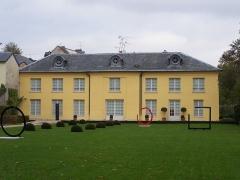 Domaine national : domaine de Madame Elisabeth -  Orangerie de Montreuil à Versailles (Yvelines, France), dans la demeure de Madame Élisabeth, soeur de Louis XVI