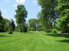 Domaine national de Versailles - Jardin du roi au château de Versailles (Yvelines, France).