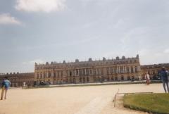 Domaine national de Versailles - Château de Versailles (Yvelines, France).