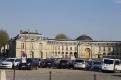 Domaine national : Petites Ecuries -  Versailles, France