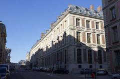 Domaine national : ancien grand commun (hôpital militaire Dominique Larrey) -  Versailles
