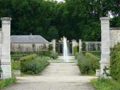 Domaine national : ancien potager du Roi et parc de Balbi -  Le Potager du Roy