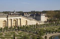 Domaine national : ancien Hôtel du Grand Contrôle -  Versailles