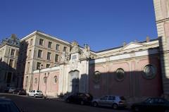 Hôtel du Ministère de la Guerre -  Versailles