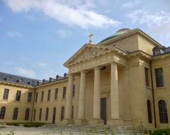 Ancienne Maison de Charité, ancien hôpital Richaud - Français:   la chapelle de l\'Hôpital Richaud a été transformé en espace d\'exposition.