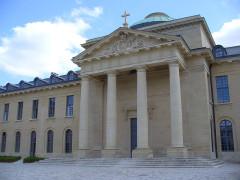 Ancienne Maison de Charité, ancien hôpital Richaud - Français:   Versailles - Ancien hôpital Richaud - Chapelle