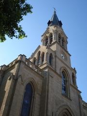 Eglise Sainte-Marguerite -  Eglise Sainte-Marguerite, Le Vésinet (Yvelines, France)