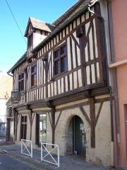 Maison Saint-Vincent-de-Paul -  Maison Saint-Vincent à Villepreux (Yvelines, France)
