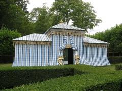 Château de Groussay - Français:   Château de Groussay: Tente tatare