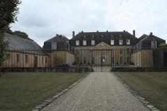 Château de Dommerville - Deutsch: Schloss Dommerville in Dommerville (Angerville) im Département Essonne (Île-de-France/Frankreich)